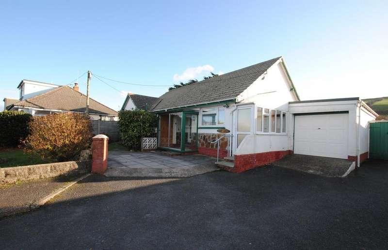 3 Bedrooms Detached Bungalow for sale in Sandyway, Croyde