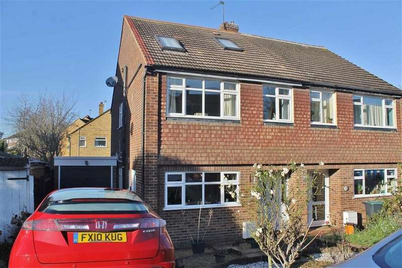 4 Bedrooms Semi Detached House for sale in Ediva Road, Meopham