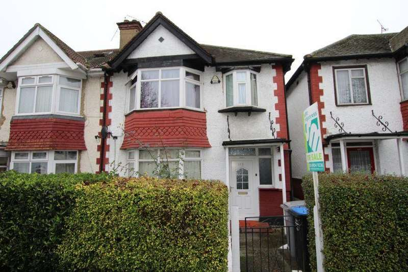 3 Bedrooms Semi Detached House for sale in St John's Road, Wembley HA9 7JP
