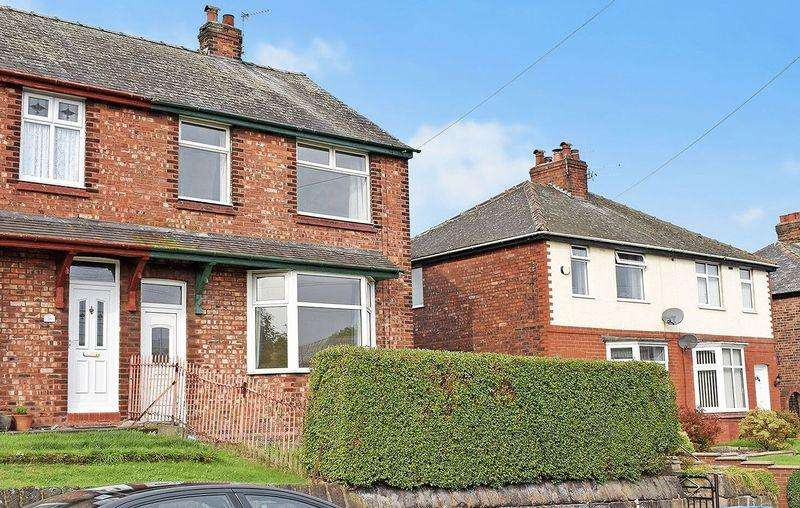 3 Bedrooms Semi Detached House for sale in Holloway, Runcorn