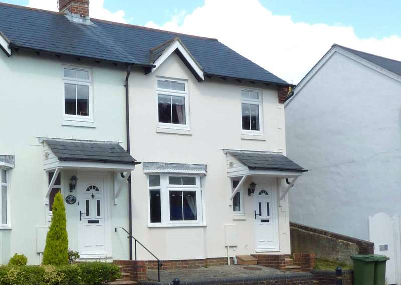 3 Bedrooms End Of Terrace House for rent in Lower Street, Pulborough