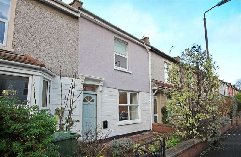 2 Bedrooms Terraced House for sale in High Street, Easton, Bristol, BS5