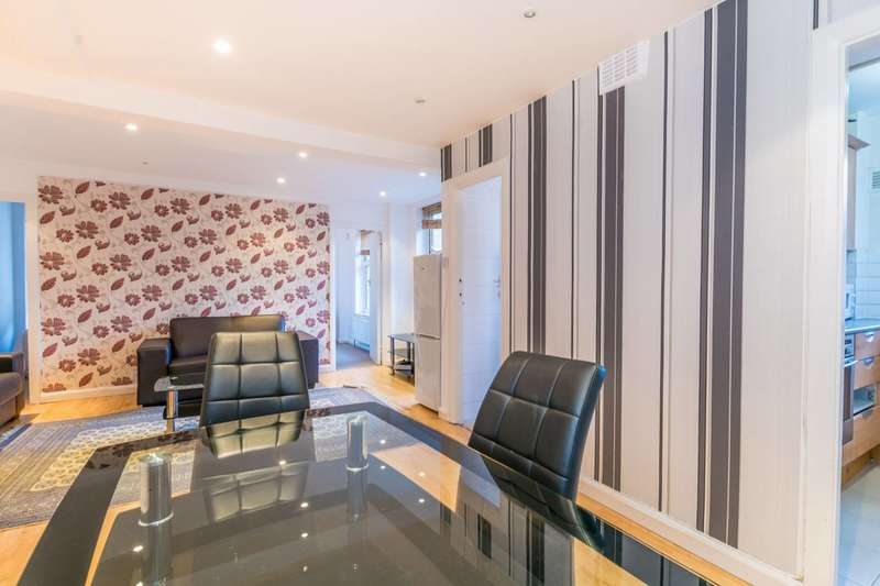 3 Bedrooms Flat for sale in Park West, Hyde Park Estate, W2