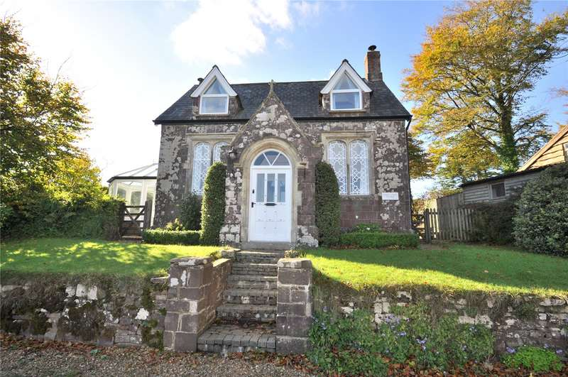 4 Bedrooms Detached House for sale in Cruwys Morchard, Pennymoor, Tiverton, Devon, EX16