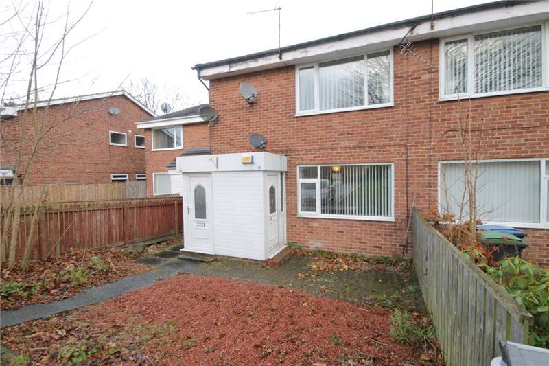 2 Bedrooms Flat for sale in Greenacres Road, Shotley Bridge, Consett, DH8