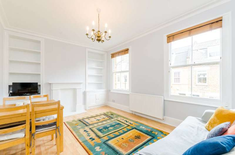 3 Bedrooms Flat for sale in Senrab Street, Stepney, E1