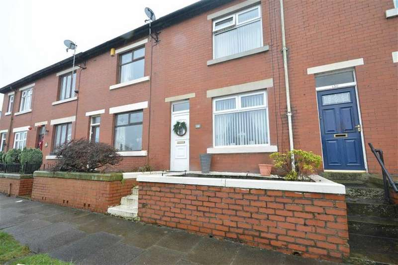 2 Bedrooms Terraced House for sale in Ashworth Street, Baxenden, Lancashire, BB5