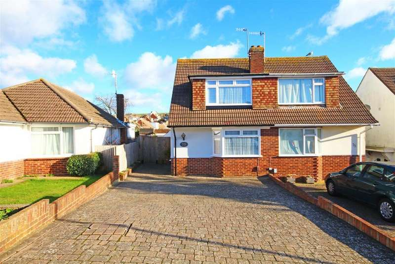 2 Bedrooms Semi Detached Bungalow for sale in Graham Avenue, Portslade, Brighton