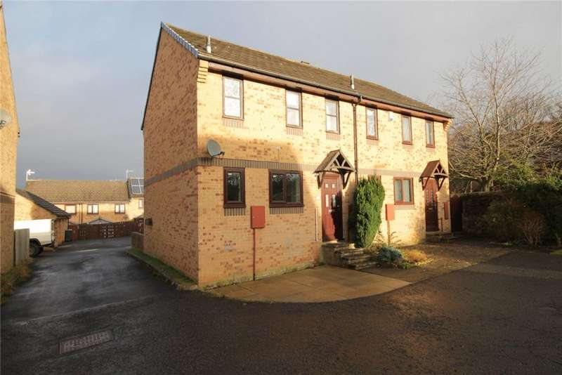 3 Bedrooms Semi Detached House for sale in Derwent Mews, Blackhill, Consett, DH8
