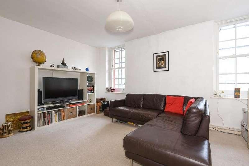 2 Bedrooms Flat for sale in Herbrand Street, Bloomsbury