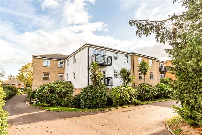 2 Bedrooms Flat for sale in Riddell Lodge, 27 Bycullah Road, Enfield, EN2