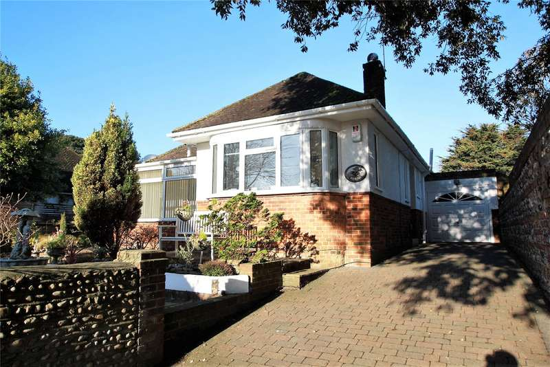 3 Bedrooms Detached Bungalow for sale in Jefferies Lane, Goring By Sea, Worthing, BN12