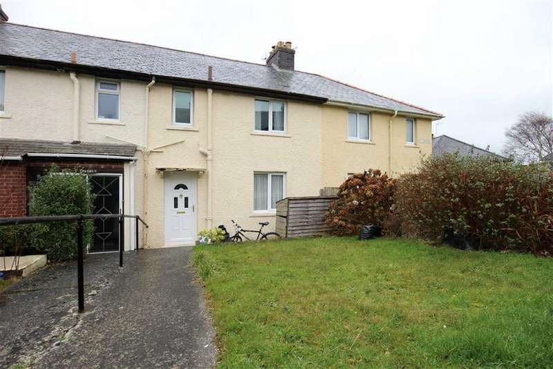3 Bedrooms Terraced House for sale in Fourth Avenue, Penparcau, Aberystwyth