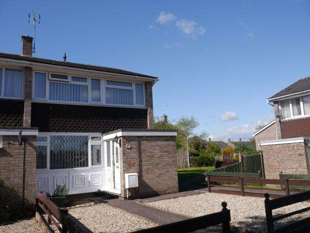 3 Bedrooms Terraced House for sale in Laburnum Road, Wellington TA21