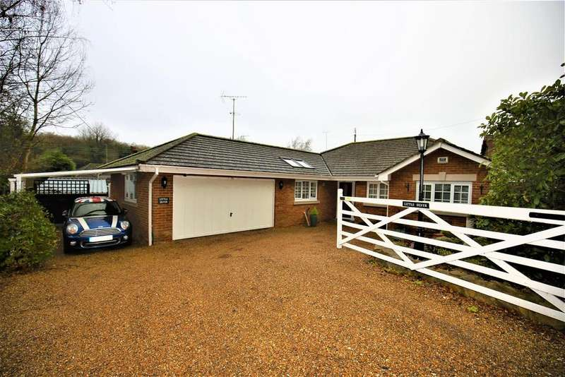 4 Bedrooms Bungalow for sale in Cliff Hill, Boughton Monchelsea, Maidstone