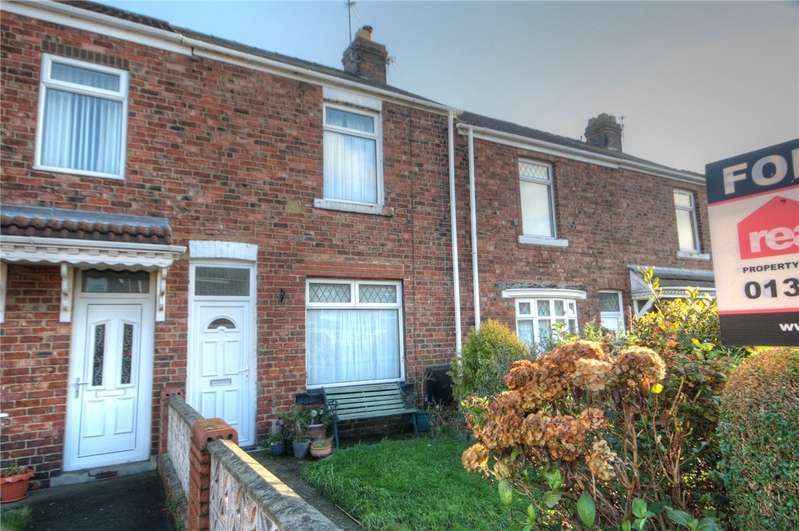 2 Bedrooms Terraced House for sale in Albion Avenue, Shildon, County Durham, DL4