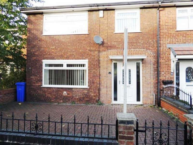 3 Bedrooms Terraced House for sale in Redesmere Close, Droylsden, Manchester