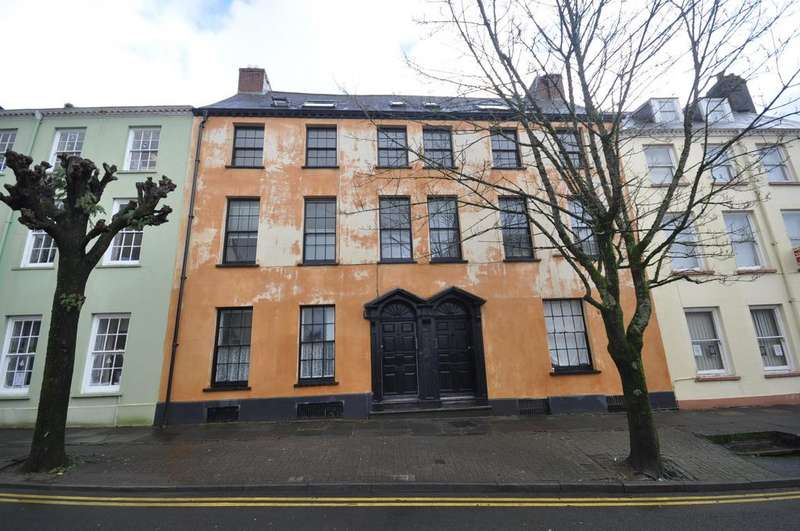 5 Bedrooms Block Of Apartments Flat for sale in 7 Quay Street, Carmarthen, SA31 3JT