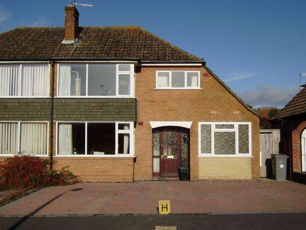 3 Bedrooms Semi Detached House for rent in Elan Avenue, Stourport-On-Severn DY13 8LR