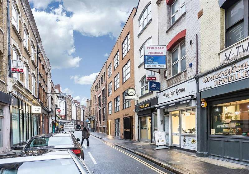 Plot Commercial for sale in Hatton Wall, London, EC1N