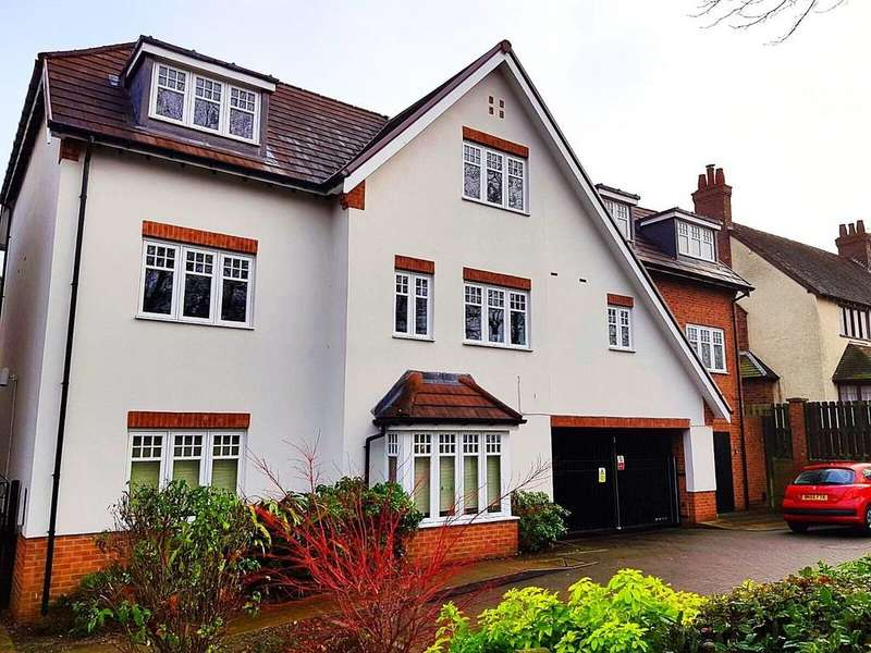 2 Bedrooms Apartment Flat for sale in Epsom House, 1 Goldieslie Road