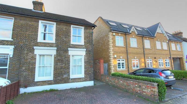 3 Bedrooms Semi Detached House for sale in Stanley Road, Bromley, Kent