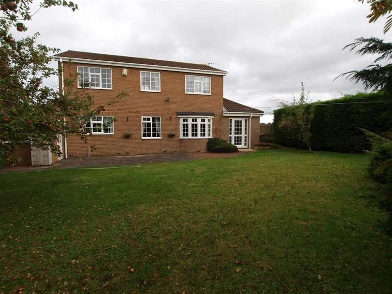 3 Bedrooms Detached House for sale in Yardley Grove, Cramlington