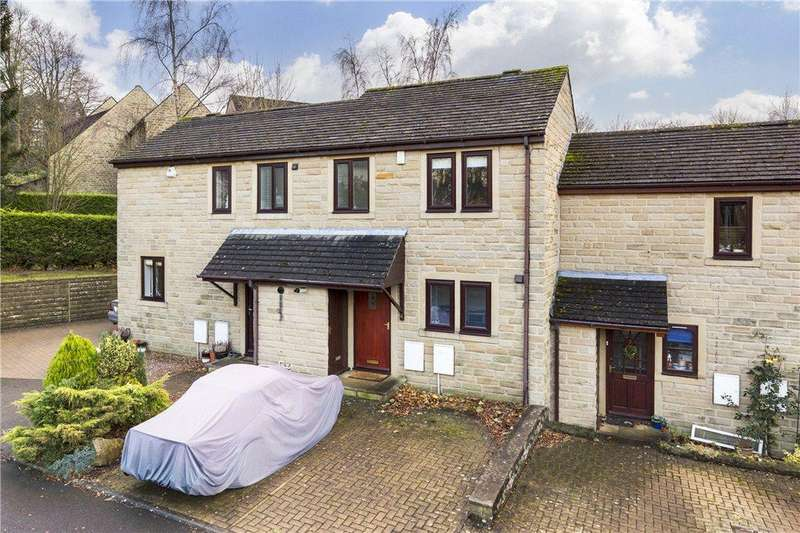 2 Bedrooms Terraced House for sale in Ilkley Hall Mews, Ilkley, West Yorkshire