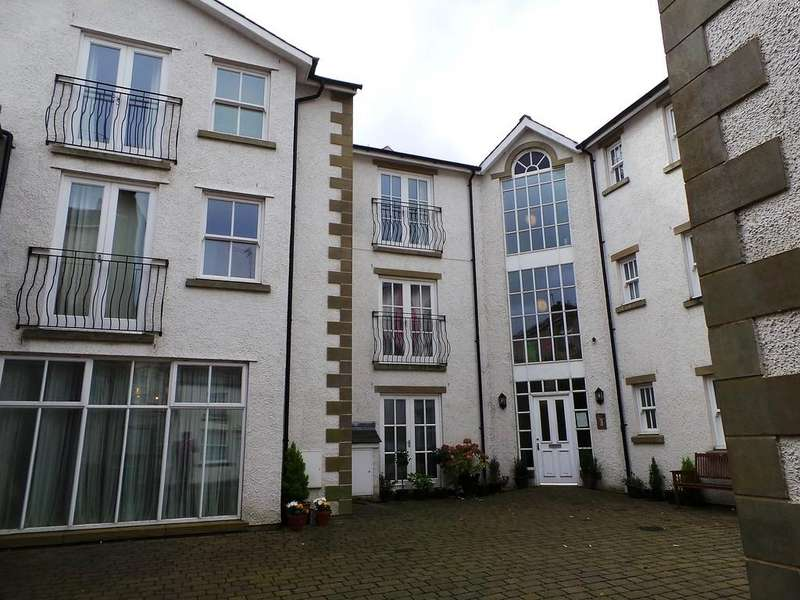2 Bedrooms Apartment Flat for rent in Collins Brook Court, Ulverston
