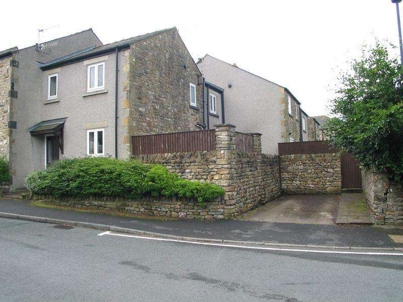 3 Bedrooms Terraced House for sale in 6 Mill Gardens, High Bentham, Nr Lancaster, LA2 7NF