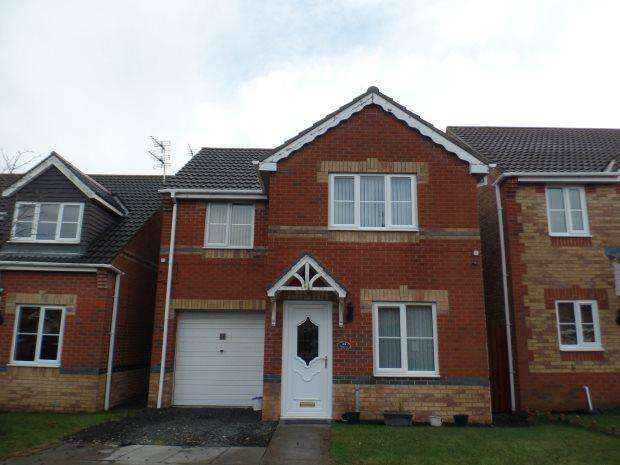 3 Bedrooms Detached House for sale in REGENT COURT, SOUTH HETTON, PETERLEE AREA VILLAGES