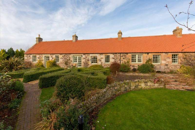 5 Bedrooms End Of Terrace House for sale in The Garden House, 3 Redside Farm Cottages, North Berwick, East Lothian, EH39 5PE