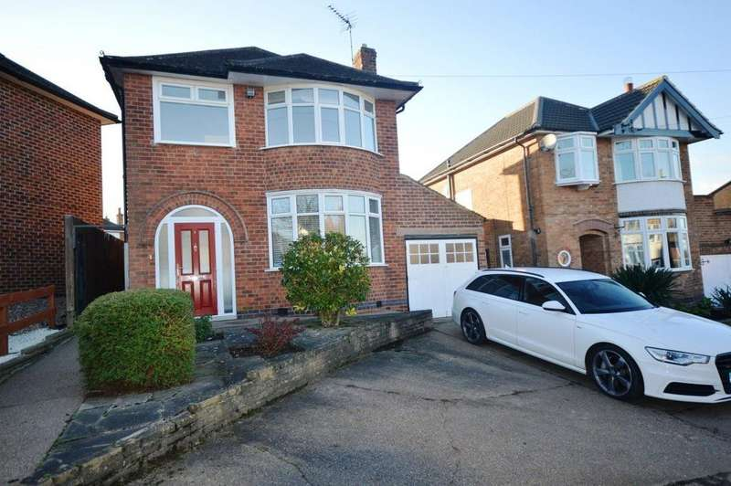 3 Bedrooms Detached House for rent in Colston Crescent, West Bridgford