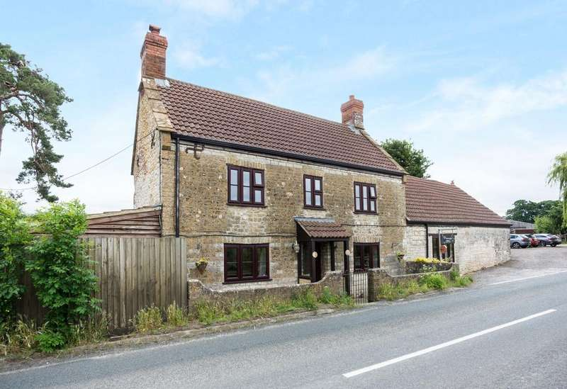 4 Bedrooms House for sale in Sherborne Road, Marston Magna, Yeovil