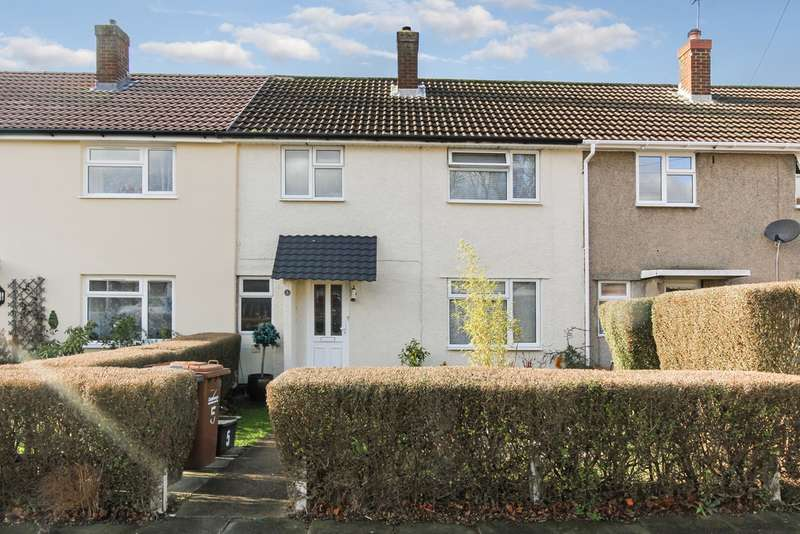 3 Bedrooms Terraced House for sale in Marymead Court, Stevenage SG2