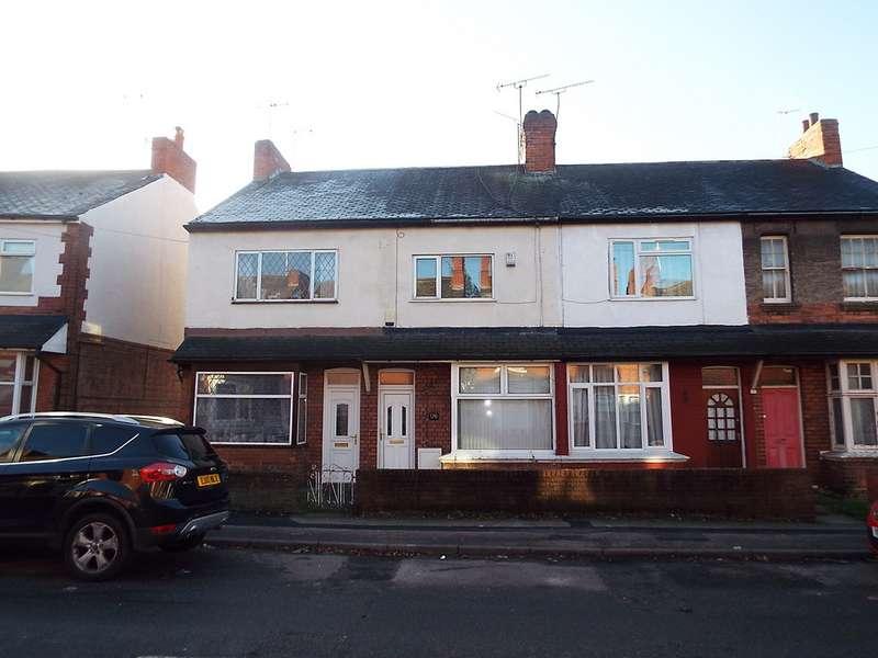 2 Bedrooms Terraced House for sale in Kilton Road, Worksop S80