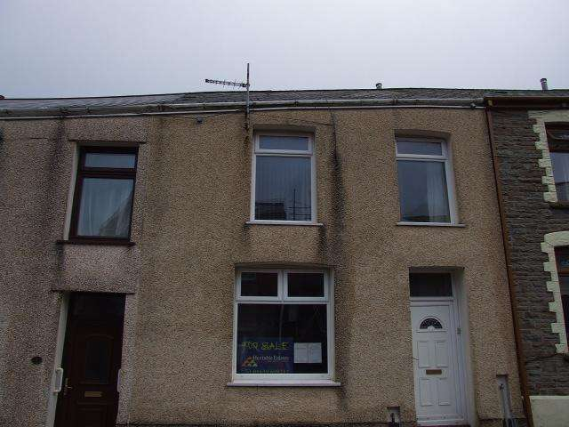 4 Bedrooms Terraced House for sale in 5 Jersey Road, Blaengwynfi
