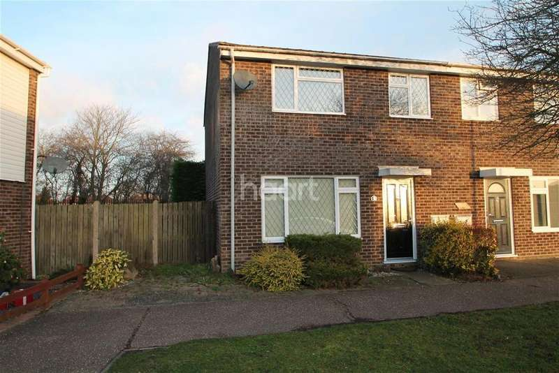 3 Bedrooms Terraced House for rent in Bure Drive, Witham