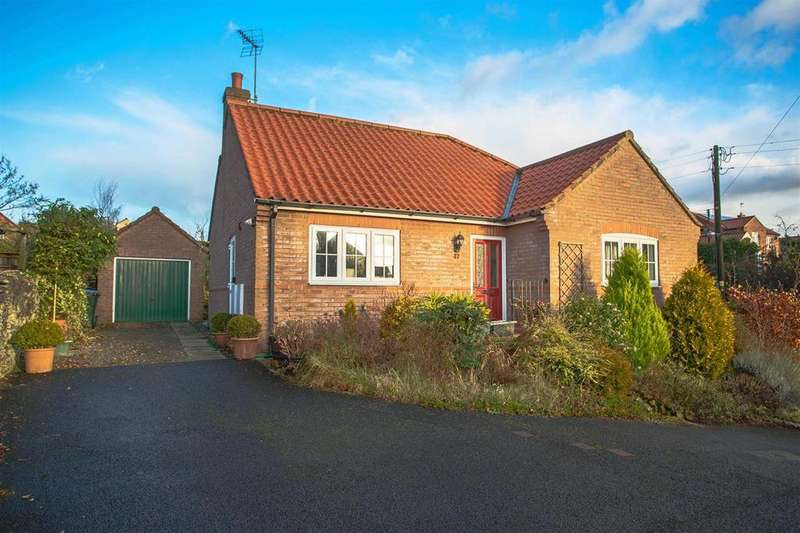 2 Bedrooms Detached Bungalow for sale in Dale End, Kirkbymoorside