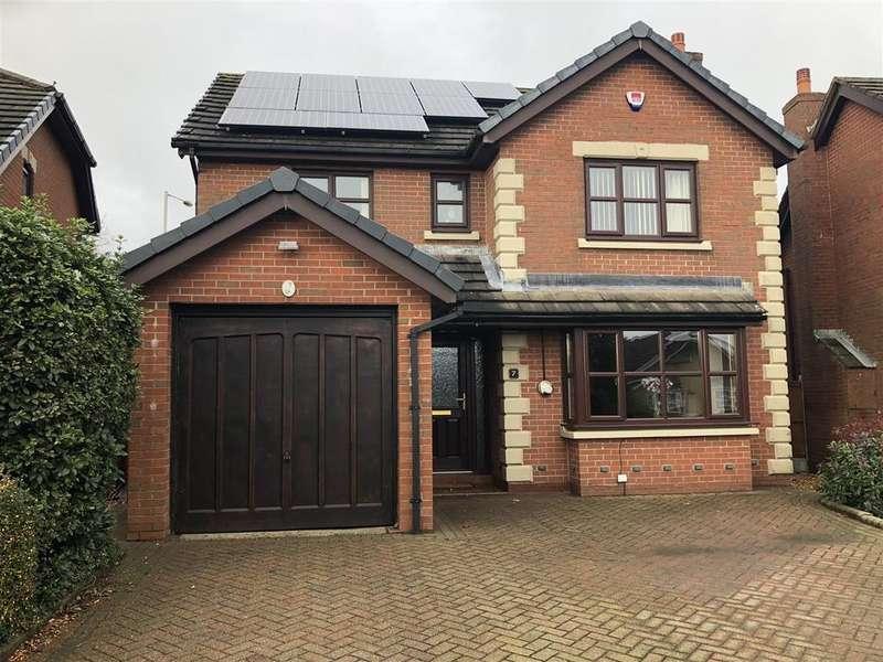 4 Bedrooms Detached House for sale in Greenacres, Freckleton