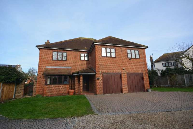 5 Bedrooms Detached House for rent in Green Close, Chelmsford, Essex, CM1