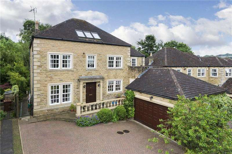 6 Bedrooms Detached House for sale in Creskeld Park, Bramhope, Leeds