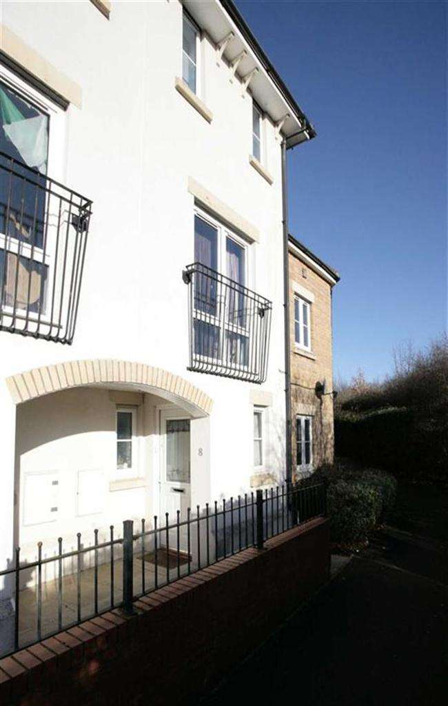 4 Bedrooms Town House for sale in Tarragon Walk, Banbury