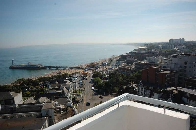2 Bedrooms Apartment Flat for sale in Forest House, 1 Russell Cotes Road, Bournemouth BH1