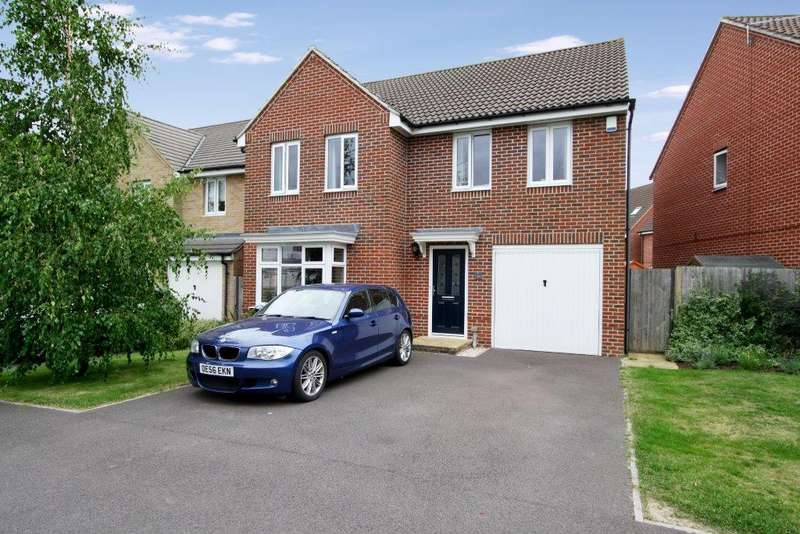 4 Bedrooms Detached House for sale in Wellstead Way, Hedge End SO30