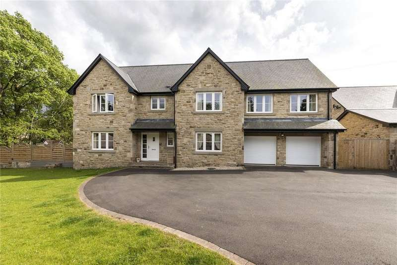 5 Bedrooms Detached House for sale in Church Lane, Riding Mill, Northumberland