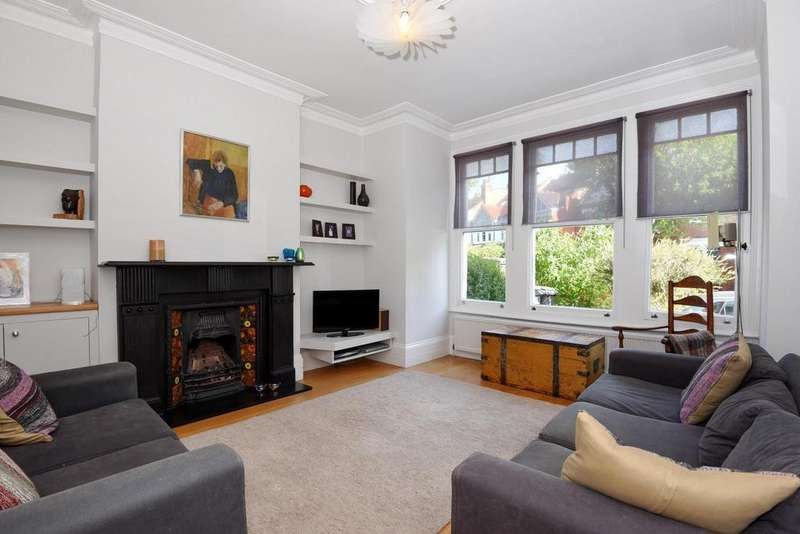 5 Bedrooms Terraced House for sale in Park Avenue South, Crouch End
