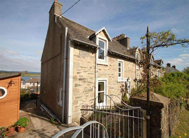 4 Bedrooms Semi Detached House for sale in Seaview Cottage, St Clair Rd, Ardrishaig, PA30 8EW