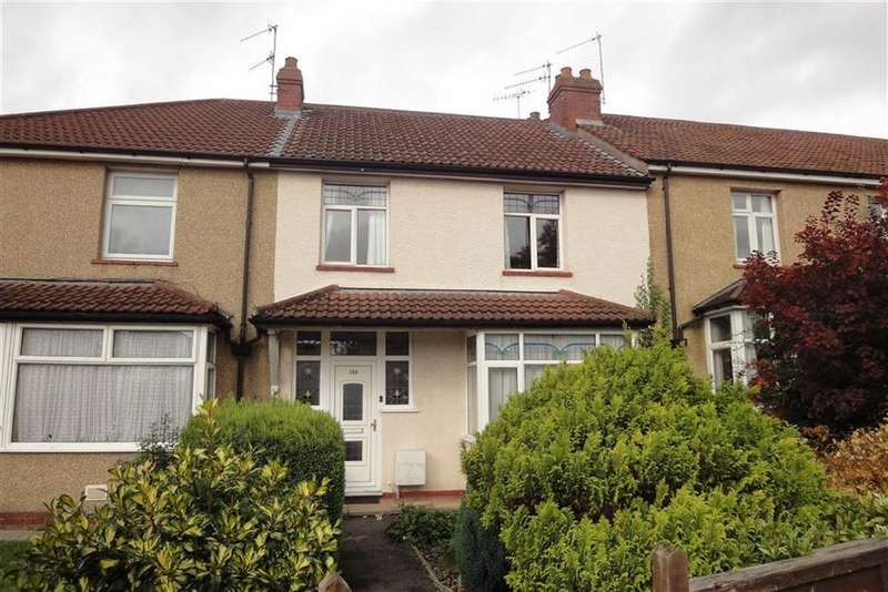 3 Bedrooms Terraced House for rent in Southmead Road, Westbury On Trym, Bristol