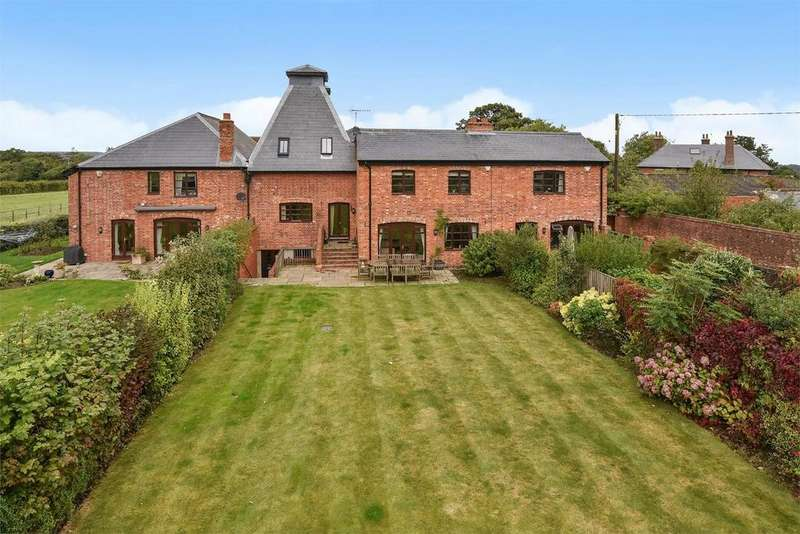 4 Bedrooms Terraced House for sale in East Worldham, Alton, Hampshire